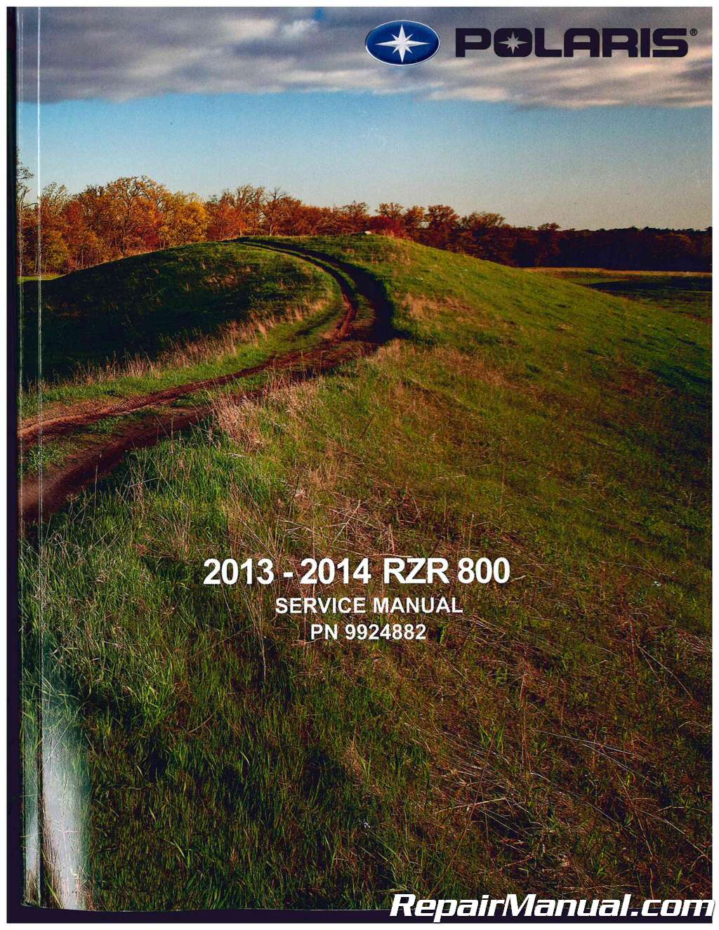 2013 2014 polaris ranger rzr 800 utv service manual rh repairmanual com Polaris RZR 800 S Polaris RZR 800 Radiator