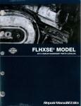 Official 2012 Harley-Davidson FLHXSE3 Touring Parts Manual