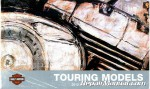 Official 2012 Harley Davidson Touring Owners Manual