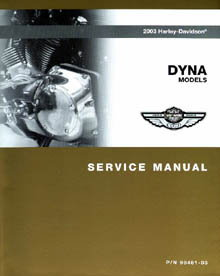 2003 harley davidson fxd motorcycle service manual. Black Bedroom Furniture Sets. Home Design Ideas