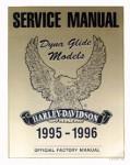 Official 1995-1996 Harley Davidson Dyna Service Manual