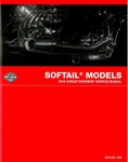 Official 2006 Harley Davidson Softails Service Manual
