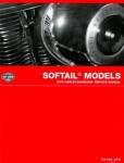 Official 2008 Harley-Davidson FXST FXCW FLST Softail Service Manual