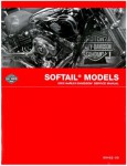 Official 2009 Harley Davidson Softails Service Manual