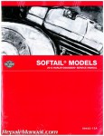 Official 2013 Harley Davidson Softail Motorcycle Service Manual