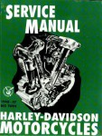 1940-1947 Harley-Davidson Big Twin Service Manual