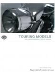 2004 Harley Davidson FLTRI FLHT Motorcycle Service Repair Maintenance Manual