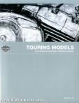 Official 2013 Harley Davidson Touring Models Service Manual