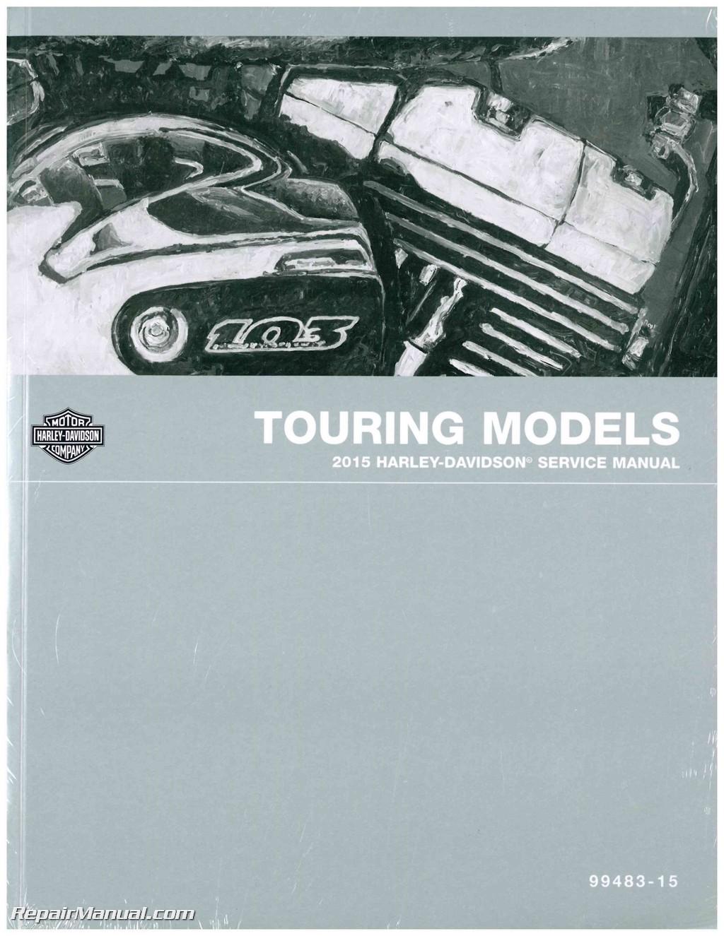 2016 harley davidson touring motorcycle service manual rh repairmanual com Harley-Davidson Touring Bikes 2013 harley davidson touring service manual