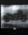 Official 1999 Harley Davidson FLT Service Manual