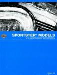 Official 2010 Harley Davidson Sportster Service Manual