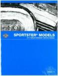 Official 2011 Harley Davidson Sportster Service Manual