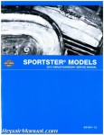 Official 2013 Harley Davidson Sportster Factory Service Manual