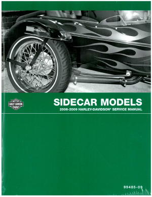 Harley Davidson Service Manuals Fxdc I 2006