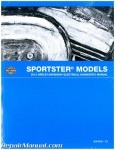 Official 2013 Harley Davidson Sportster Electrical Diagnostic Manual
