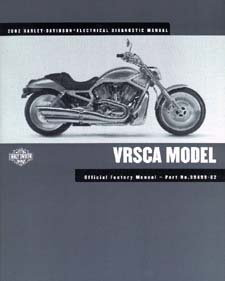 Official 2002 Harley Davidson Electrical Diagnostic Manual
