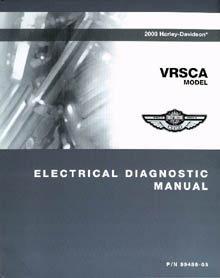 Official 2004 Harley Davidson VRSCA And VRSCB Electrical Diagnostic Manual