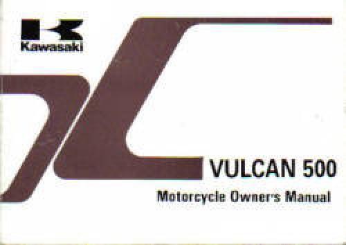 1994 kawasaki en500a5 vulcan motorcycle owners manual Manual Loading Station Manual Loading Station