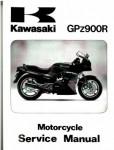 Official 1984-2003 Kawasaki ZX900 Factory Service Manual