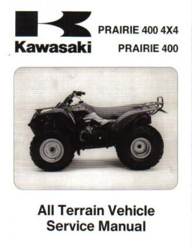 1997 1998 kawasaki kvf400 prairie 4 4 service manual rh repairmanual com 2002 kawasaki prairie 400 owners manual 1998 kawasaki prairie 400 owners manual
