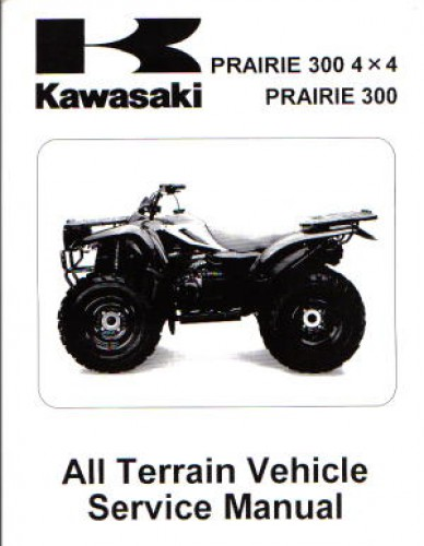1999 2002 kawasaki kvf300 prairie atv service manual rh repairmanual com kawasaki atv repair manual download kawasaki atv service manuals pdf
