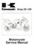 Official 2002-2006 Kawasaki ZX12A R Factory Service Manual