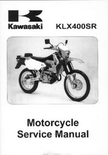 2003 2004 kawasaki klx400 motorcycle service manual rh repairmanual com 2003 kawasaki klx 400 service manual kawasaki kfx 400 repair manual 2006