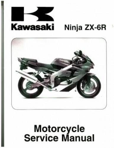 2009 2010 kawasaki zx600r ninja zx 6r service manual rh repairmanual com  2010 kawasaki zx6r repair manual