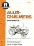 Intertec I T Allis-Chalmers 5020 and 5030 Repair Manual