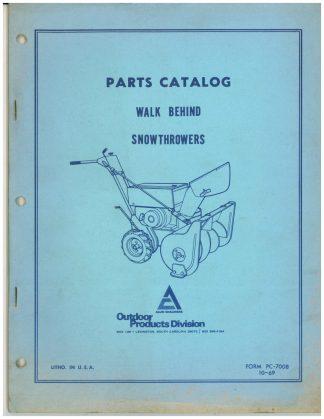 snowthrower workshop service manual Tecumseh Vertical Engines tecumseh tvs90 repair manual