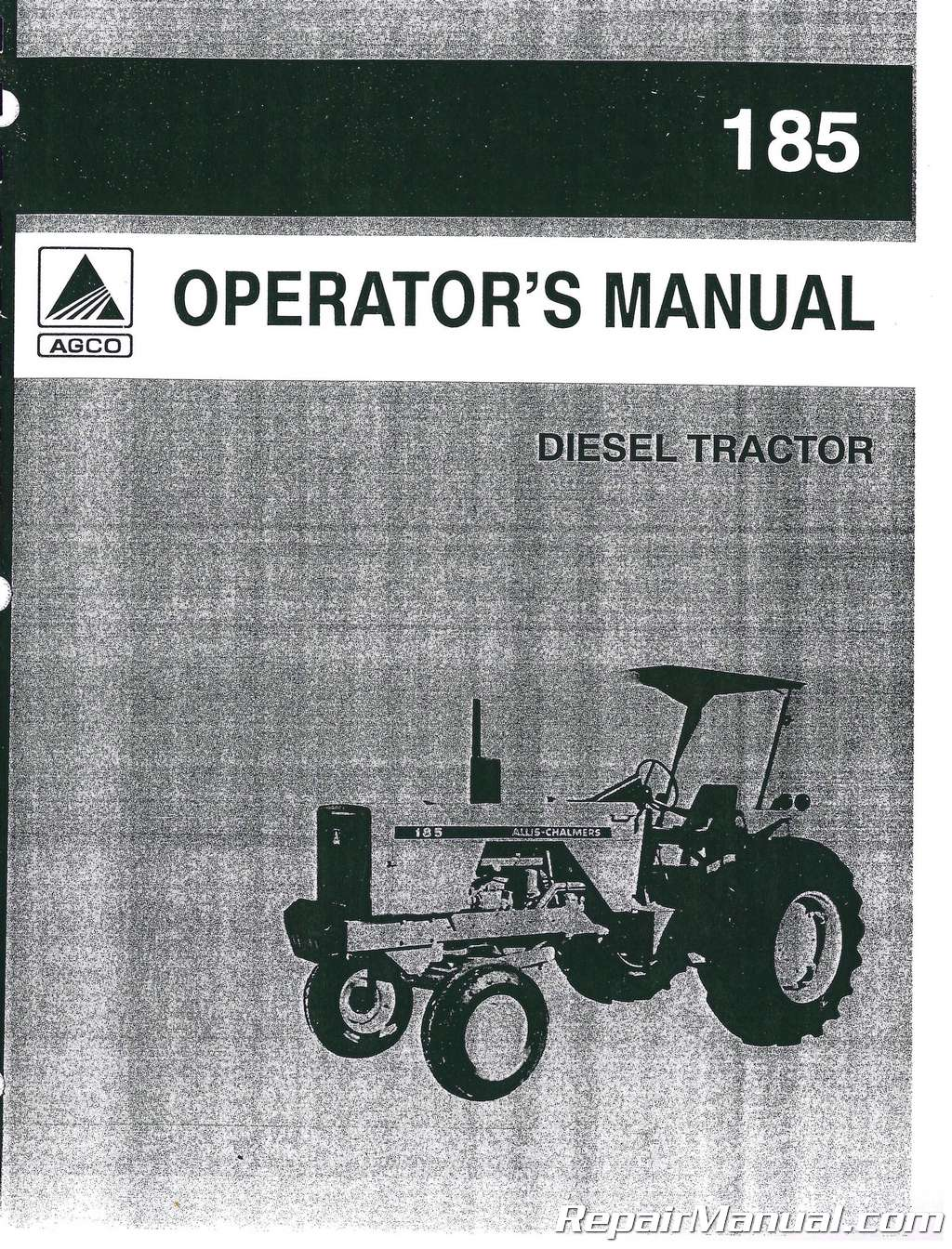 allis chalmers d17 series 4 tractor parts catalog book reproduction tractor  parts