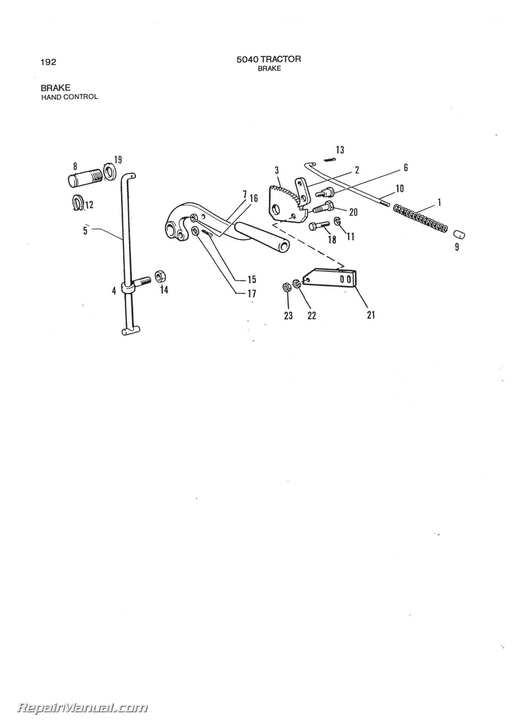 Allis Chalmers 5040 Parts Manual_Page_4 allis chalmers 5040 parts manual