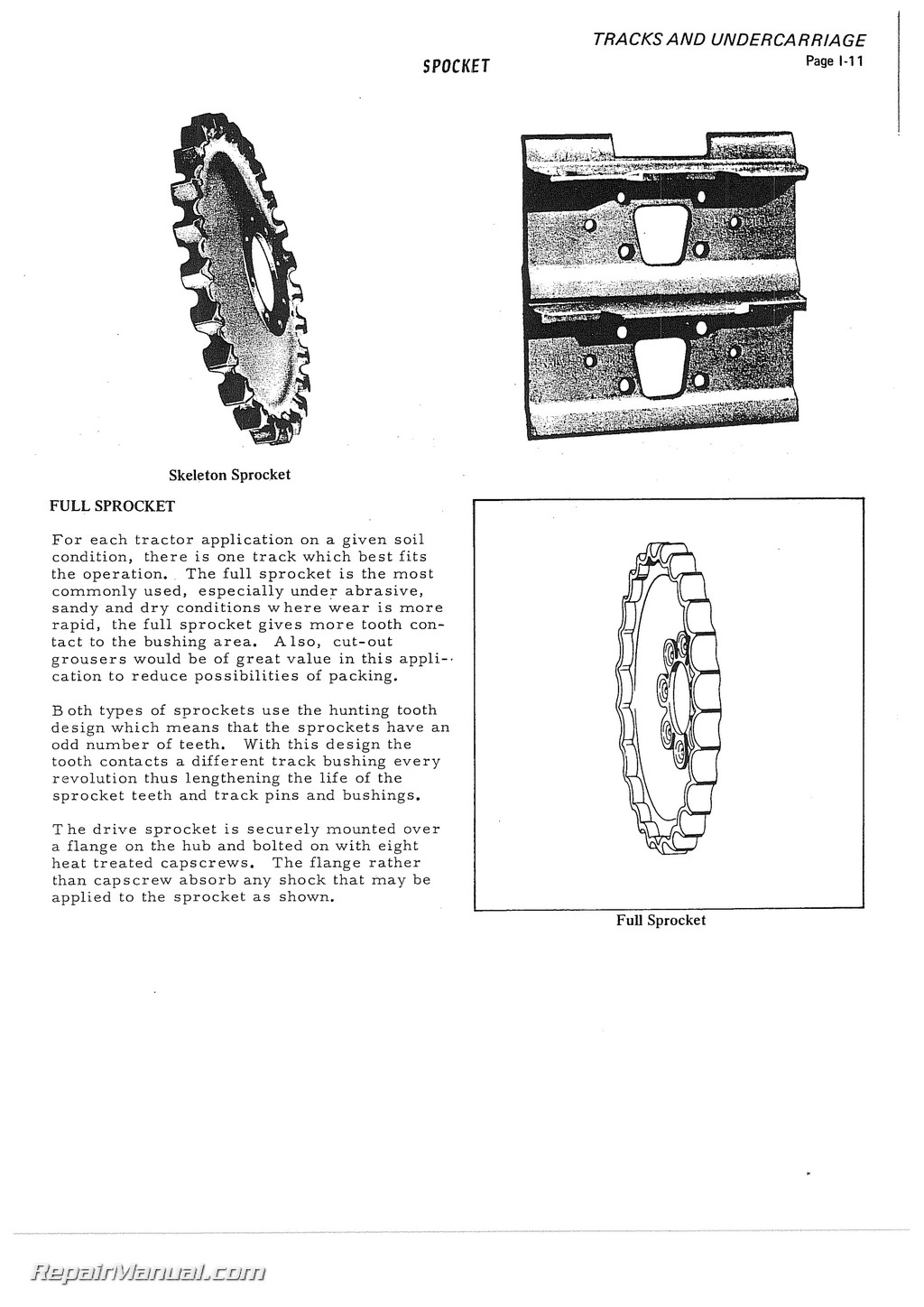 Allis Chalmers H3 Hd3 Tractor Service Manual Wiring Diagram For Ca