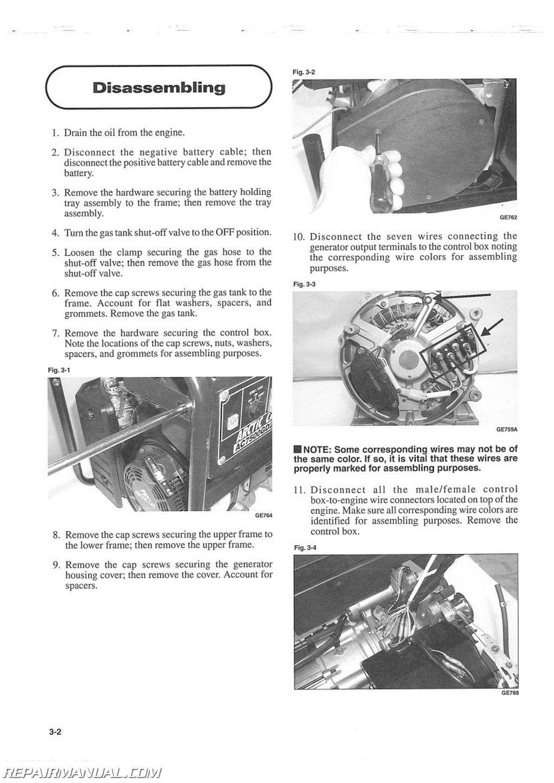 Arctic-Cat-AC7500GD2E-Generator-Shop-Manual-page-3  Honda Engine Wiring Diagram on