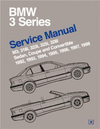 bmw 3 series e36 service manual 1992 1998 rh repairmanual com e36 repair manual pdf bmw e36 repair manual free download