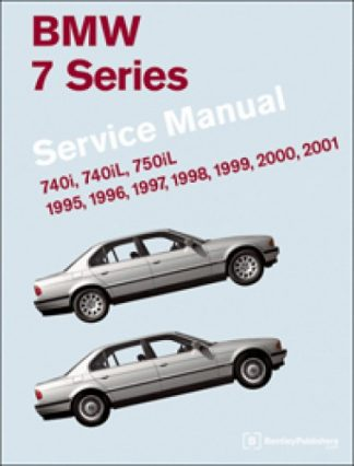 BMW 7 Series E38 Service Manual 1995-2001