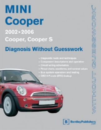 MINI Cooper Diagnosis Without Guesswork 2002-2006