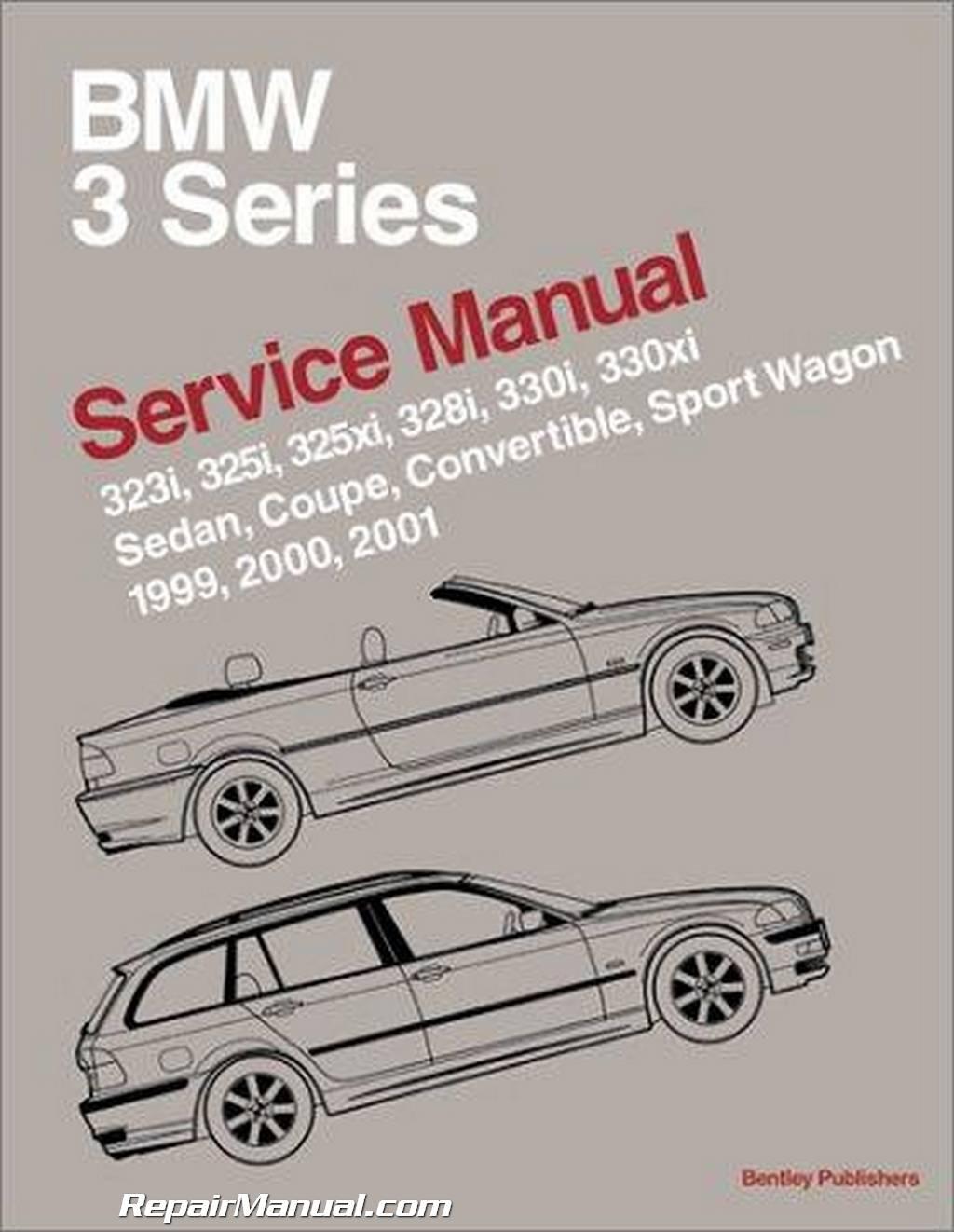 bmw 3 series e46 service manual 1999 2001 rh repairmanual com 2014 BMW 3 Series Electrical Troubleshooting Manual BMW E21