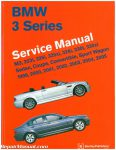 BMW 3 Series E90 E91 E92 And E93 Service Manual 2006-2010_001