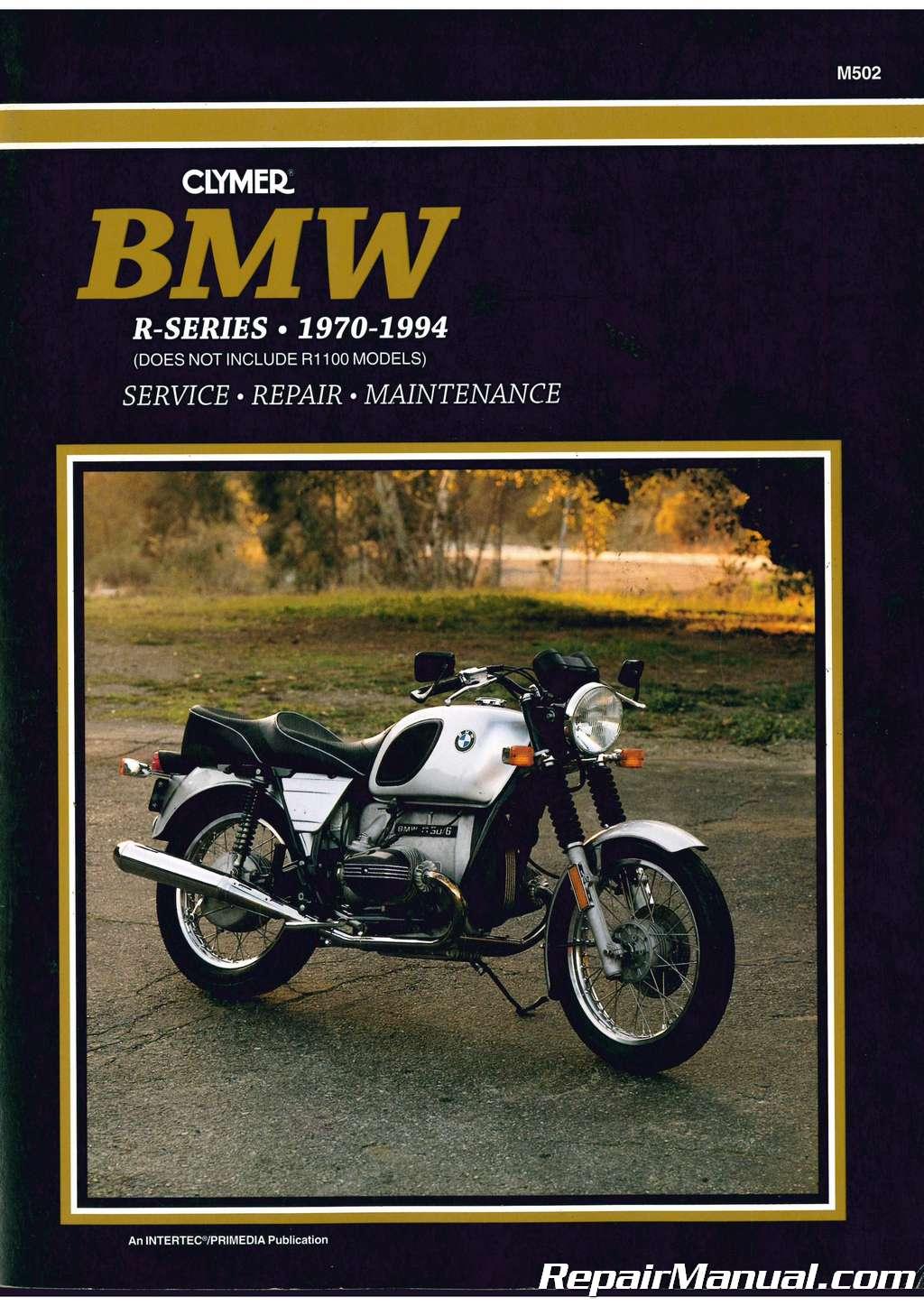 Bmw motorcycle workshop manual 1967 floyd clymer r50 r50s r60 r69s.