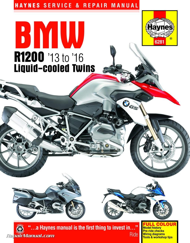 bmw motorcycle manuals - repair manuals online