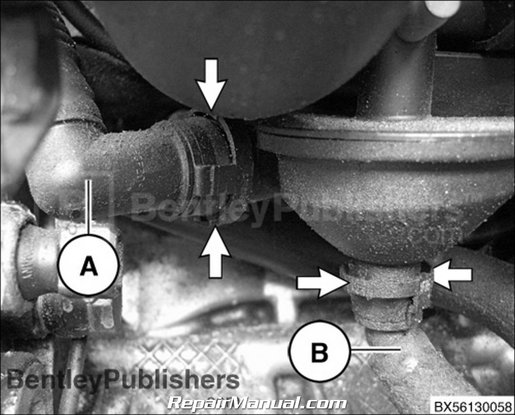 Bmw X3 M54 N52 Engines Printed Service Manual 2004 2010 Engine Wiring Diagram
