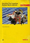 Gasoline Fuel-Injection System Mono-Jetronic Bosch Technical Manual