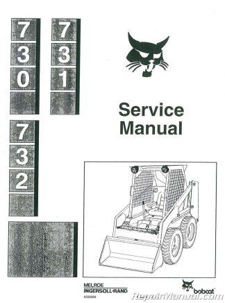 Bobcat 440 443 Dsl Service Manual JS-BC-S-440-443