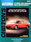 Chilton Acura Coupes and Sedans 1994-2000 Repair Manual