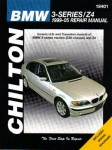 Chilton BMW 3-Series 1999-2005 Repair Manual