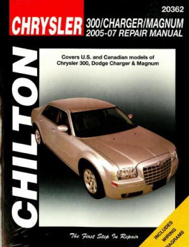 chrysler 300 maintenance