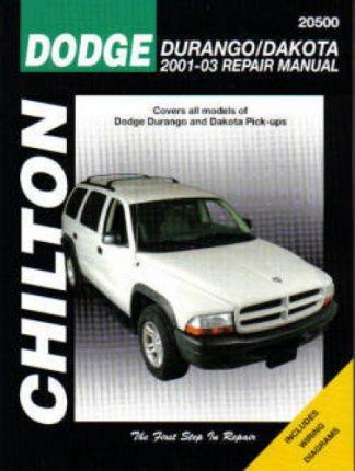 Ch T X on Chilton Manual 2001 Dodge Dakota