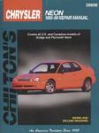 Chilton Dodge Neon 1995-1999 Repair Manual
