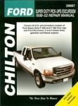 Ford Super Duty F-250 F-350 Excursion 1999-2010 Repair Manual